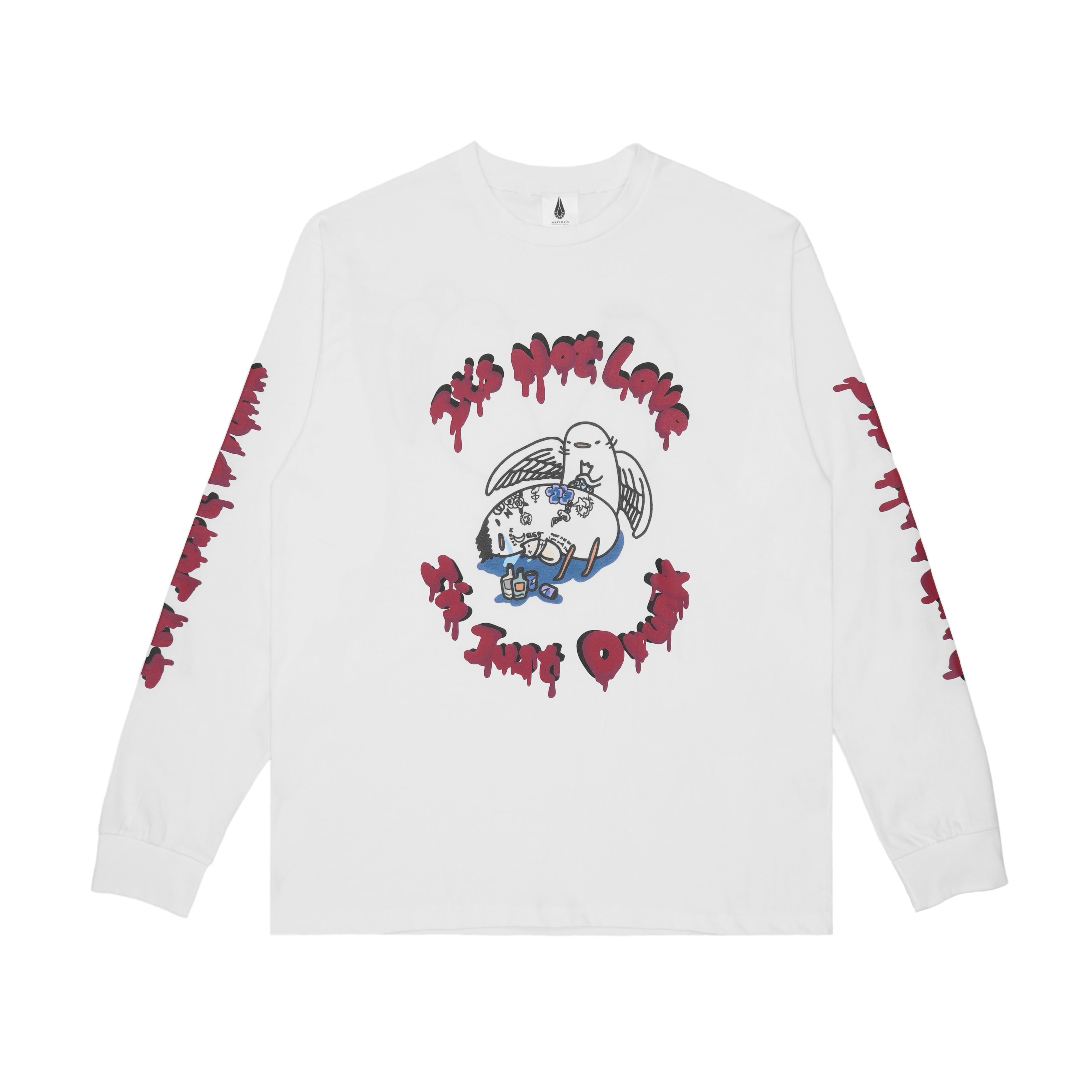 [BLOO] It's not Love I'm just Drunk LONG SLEEVE