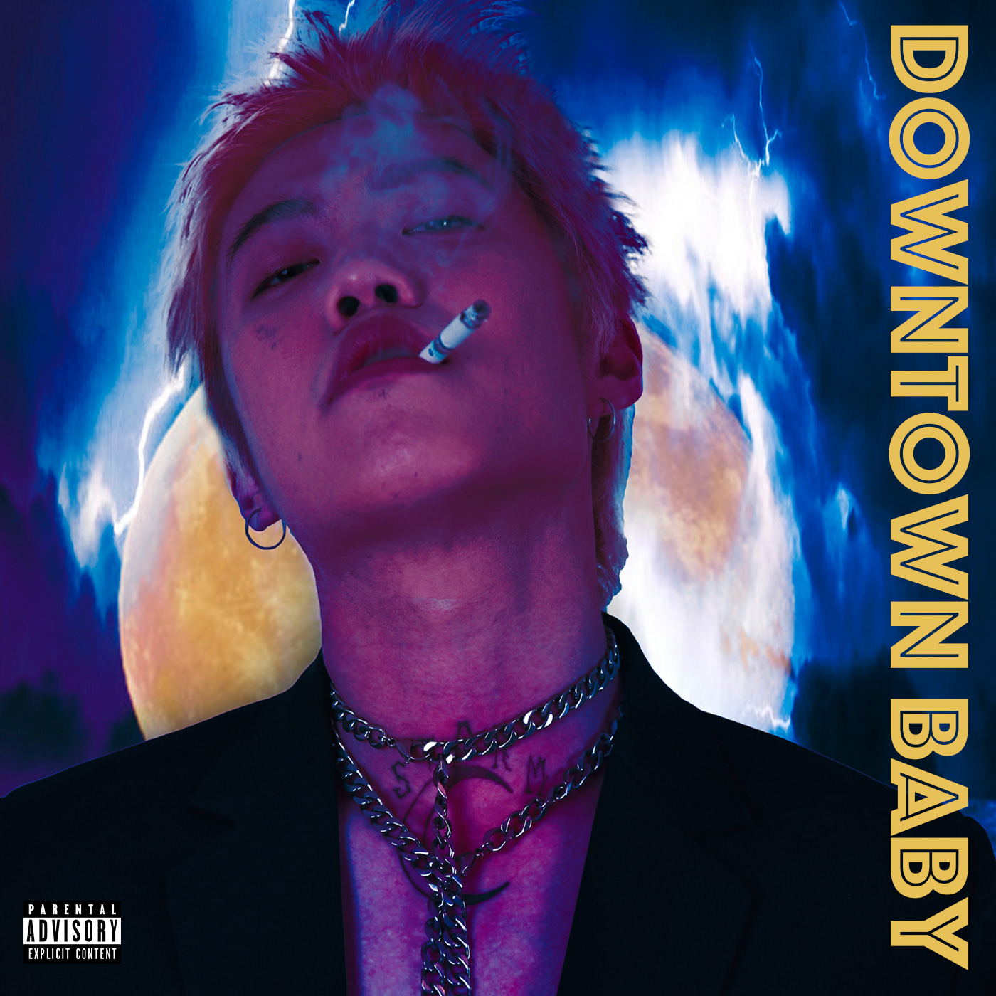 [BLOO] Downtown Baby PHYSICAL ALBUM